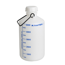 Round canister 5 liter