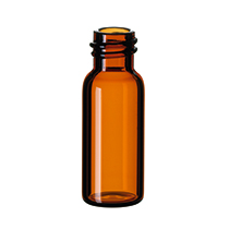 1.5ml Screw Neck Vial, 8-425 thread, 32 x 11.6mm, amber glas