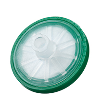 ProFill 25mm HPLC Syringe Filter, green, PTFE, pore size 0.2