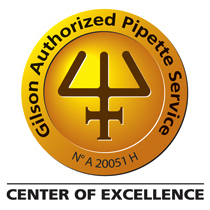 Gilson Lifetime Warranty Qualification 2.4 Calibration