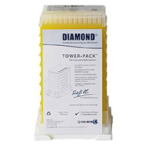 Pipette Tips Towerpack D1000 100-1000uL pk672